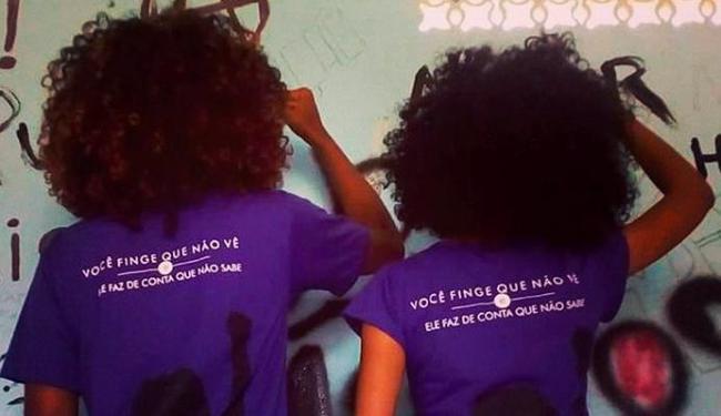 Estudantes integram movimento contra assédio dentro do Campus XVIII da Uneb - Foto: Divulgação