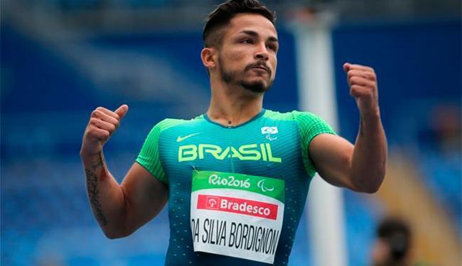 Fábio Bordignon ganhou mais uma medalha de prata - Foto: Agência Reuters