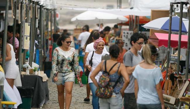 Evento acontece neste fim de semana com vasta programação - Foto: Raul Spinassé   Ag. A TARDE