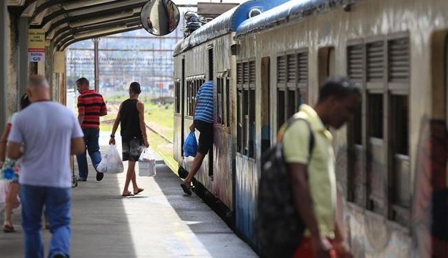 Ferroviários planejam nova paralisação - Foto: Joá Souza | Ag. A TARDE