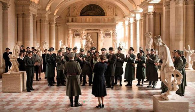 Um oficial alemão codiretor garantia a preservação do Louvre durante a ocupação nazista - Foto: Divulgação