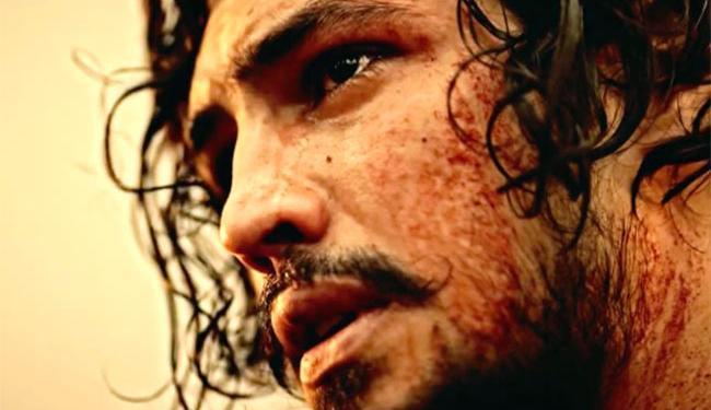 O ator faz o personagem que é filho de Santo na novela - Foto: Reprodução   @leonegabriel