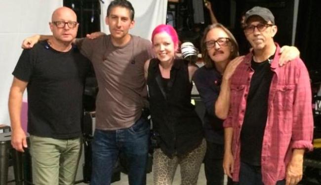 O grupo fará show em São Paulo e no Rio - Foto: Reprodução   garbage.com