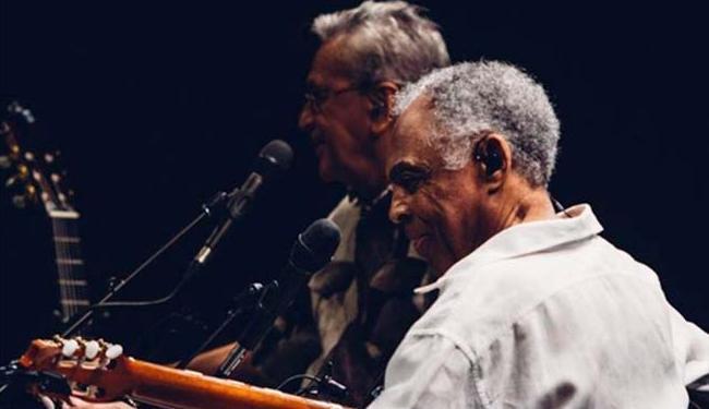 Gilberto Gil volta a se apresentar ao lado de Caetano Veloso em São Paulo - Foto: Reprodução | Instagram