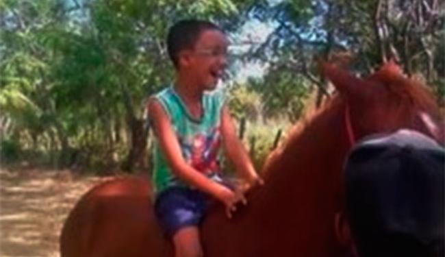 Gilberto era filho único da lavradora Gesibel Lemos - Foto: Reprodução | TV Subaé