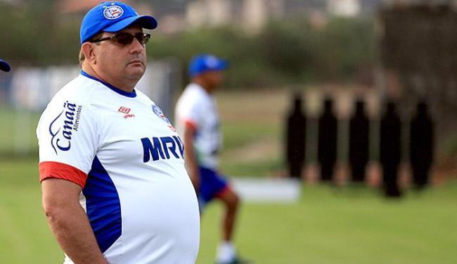 Tricolor investiu alto para tirar Guto Ferreira da Chapecoense - Foto: Felipe Oliveira l EC Bahia