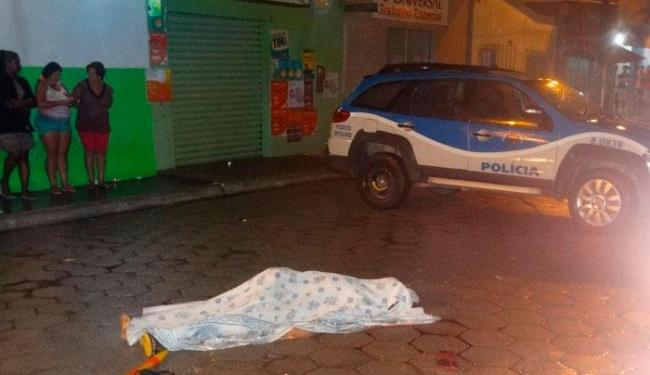 Polícia suspeita que crime tenha relação com rixa entre traficantes - Foto: Reprodução   Mais BN