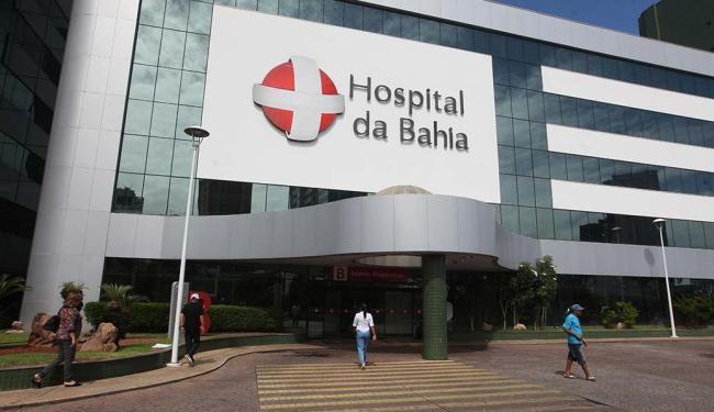 Hospital da Bahia lançou panfleto onde avisa familiares de pacientes sobre extorsão e dá dicas para - Foto: Luciano da Matta | Ag. A TARDE