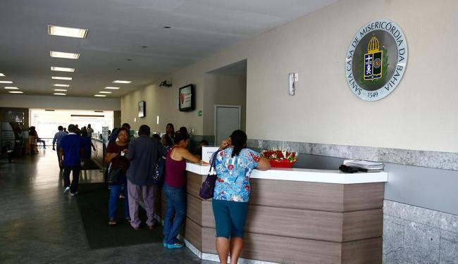 O Hospital Santa Izabel, em Nazaré, atende 2 mil pacientes por dia - Foto: Luciano da Matta | Ag. A TARDE