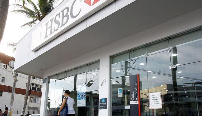 Agências do HSBC vão migrar para o Bradesco até 10 de outubro - Foto: Joá Souza | Ag. A TARDE | 15.10.2014