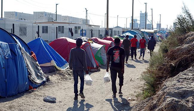Construção de muro em Calais para conter imigrantes será iniciada este mês - Foto: Charles Platiau l Reuters
