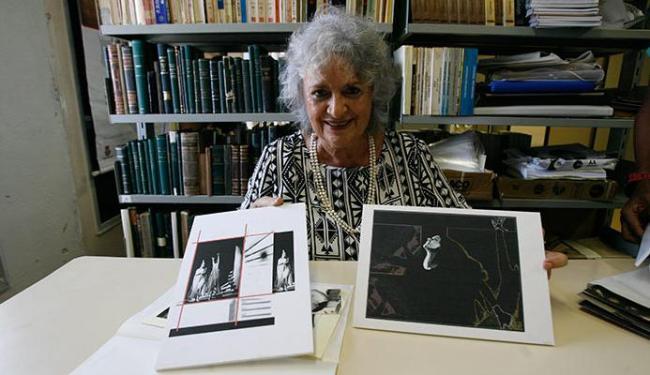 Lia Robatto vai exibir o rico acervo dela e de Sílvio Robatto (1936 - 2008) - Foto: Raul Spinassé   Ag. A TARDE