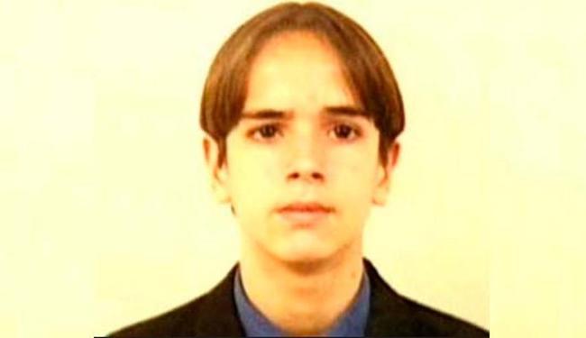 Lucas Terra foi morto com requintes de crueldade em 2001 - Foto: Reprodução