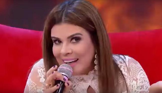 Apresentadora falou da felicidade de voltar para emissora onde começou a carreira - Foto: Divulgação