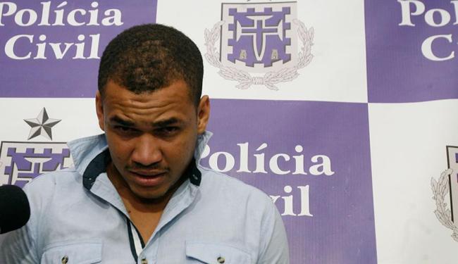 Marco Aurélio da Conceição foi apresentado nesta sexta - Foto: Edilson Lima | Ag. A TARDE