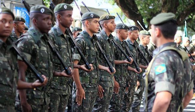 Segundo Jungmann, os militares estão dispostos a colaborar com a reforma da Previdência - Foto: Joá Souza l AG. A TARDE