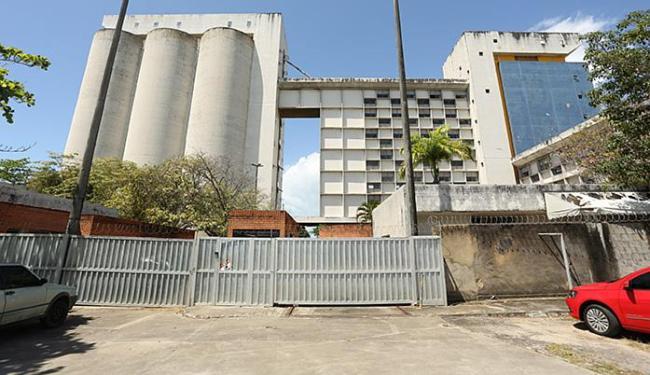 O moinho processava 80 mil toneladas de trigo/ano - Foto: Divulgação l Codeba