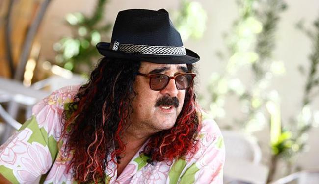 Moraes Moreira vai cantar e contar histórias da carreira - Foto: Fernando Vivas | Ag. A TARDE l 25.02.2011