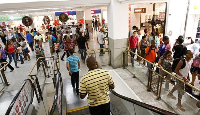 Fique atento ao horário de funcionamento dos shoppings no feriado - Foto: Margarida Neide l Ag. A TARDE