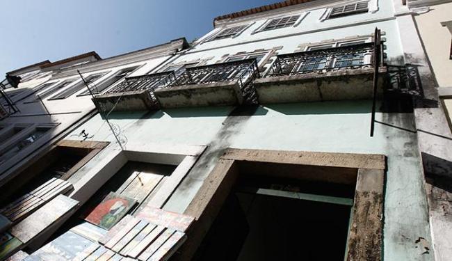 O Muzenza, situado no Pelourinho, está com 162 meses em aberto, segundo o Ipac - Foto: Joá Souza | Ag. A TARDE