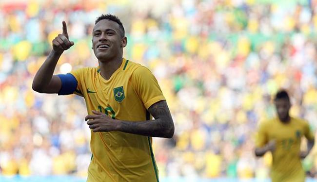 Neymar vai mostrar é só bom de música como é bom de bola - Foto: Alaor Filho l Exemplus l COB