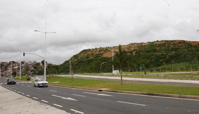 Nova rodoviária ficará às margens da rodovia BR-324 - Foto: Luciano da Matta | Ag. A TARDE