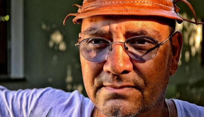O músico Capitão Corisco, mentor do projeto, é integrande do Bando Virado no Mói de Coentro - Foto: Roberto Amorim   Divulgação