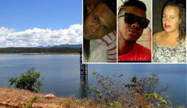 Os desaparecidos são Robson Silva Nascimento, Claudio Marcio Silva Ramos e Ana Lucia Ferreira Cruz - Foto: Reprodução   Blog do Marcelo