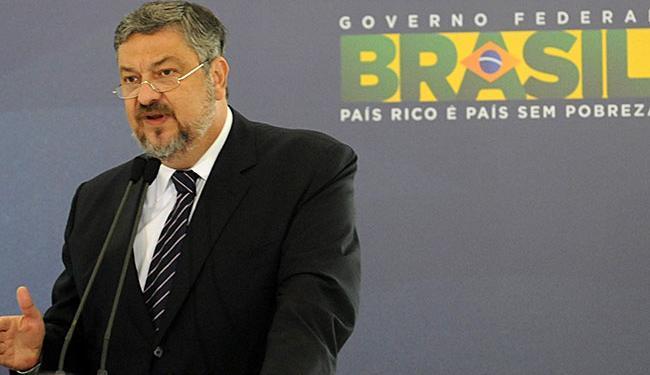 PF diz que Palocci teria beneficiado a Odebrecht na época que era ministro - Foto: Wilson Dias   Arquivo   ABr