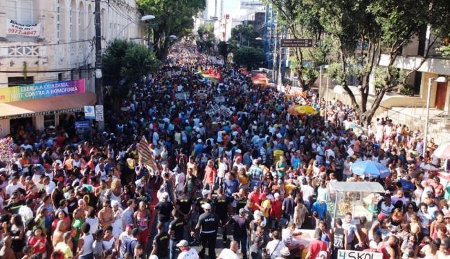 15ª Parada LGBT ocorre neste domingo no Campo Grande - Foto: Divulgação   Genilson Coutinho