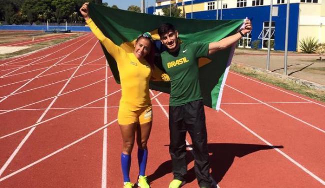 Guilhermina é atual recordista mundial nas provas de 100 e 400 metros - Foto: Reprodução   Facebook