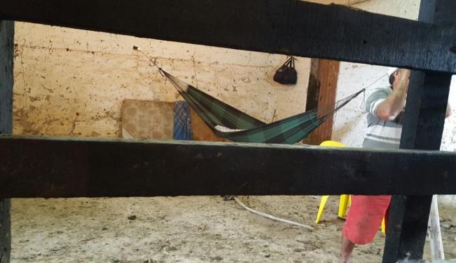 Os alojamentos dos trabalhadores estavam sem as mínimas condições de higiene e conforto - Foto: Divulgação   MPT