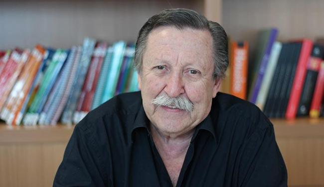 Pedro Bandeira vai autografar as novas edições dos livros - Foto: Rubens Romero | Divulgação