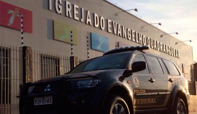 Pastor, candidato a vereador, é alvo de ação da PF - Foto: Divulgação | Polícia Federal