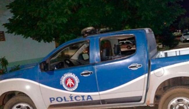 Polícia busca criminosos em Luís Eduardo Magalhães - Foto: Reprodução | Blog do Braga