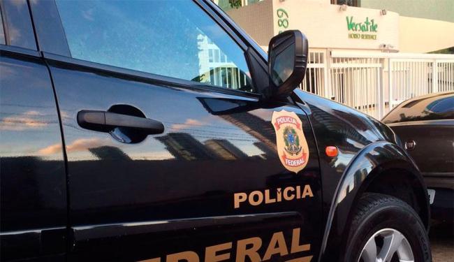Segundo a PF, na busca de hoje foram apreendidos bens num total de cerca de R$ 200 mil - Foto: Divulgação | Polícia Federal