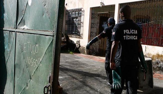 Oito pessoas foram mortas na noite desta sexta, 2 - Foto: Marco Aurélio Martins   Arquivo   Ag. A TARDE