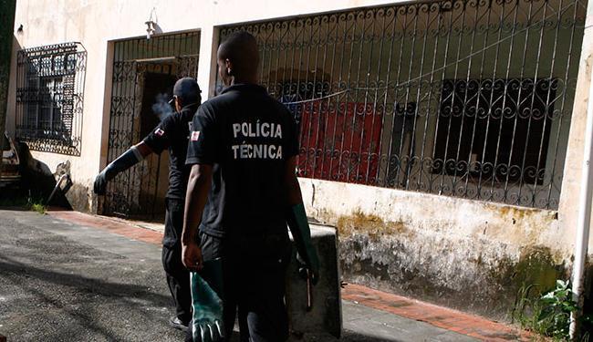 Vítima morreu no local do crime - Foto: Marco Aurélio Martins | Arquivo | Ag. A TARDE