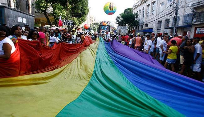 População LGBT constituem hoje segmento que atrai o foco dos candidatos - Foto: Joá Souza l Ag. A TARDE l 21.9.2014
