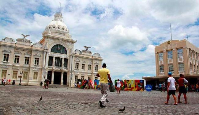 Prefeitura de Salvador tem 21,68 mil vínculos, situando-se em 11° lugar entre as capitais - Foto: Edilson Lima | Ag. A TARDE