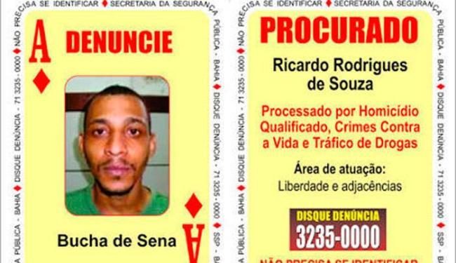 Segundo a polícia, em junho deste ano, Ricardo Rodrigues determinou a queima de ônibus no Pero Vaz - Foto: Divulgação | Polícia Civil