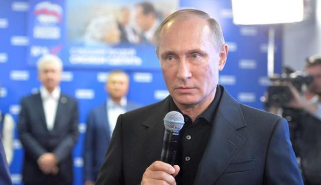 Putin disse que não é a favor da ação dos hackers - Foto: Alexei Druzhinin | Reuters