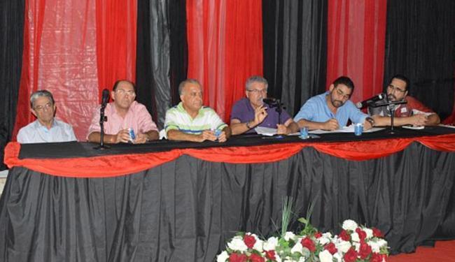 Reunião desta quarta-feira, 14, promete ferver o Barradão - Foto: Francisco Galvão l EC Vitória