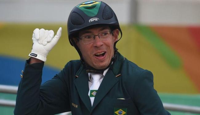 Brasileiro ganhou mais uma medalha nesta sexta-feira, 16 - Foto: Tomaz Silva   Agência Brasil