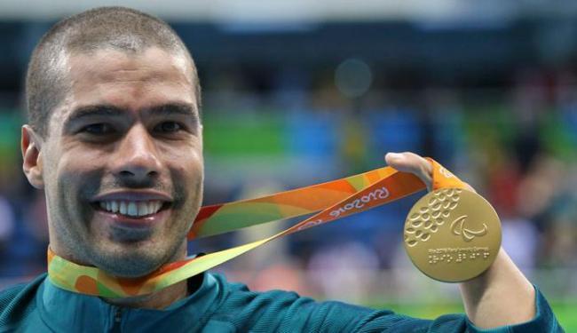 Daniel Dias ganhou 9 medalhas nos Jogos Paralímpicos do Rio 2016 - Foto: Sergio Moraes | Reuters
