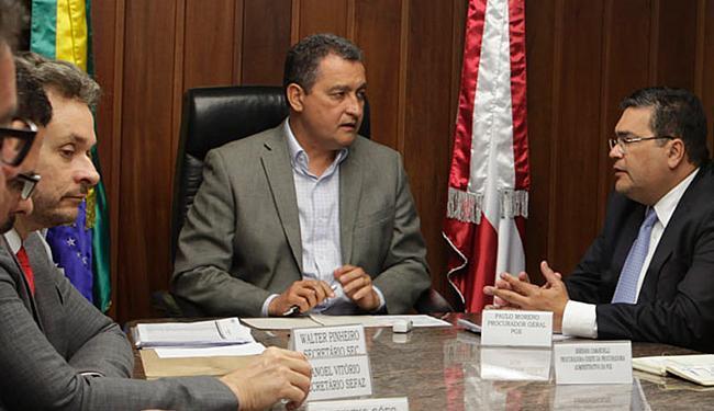 Segundo Rui Costa, os novos contratos darão mais segurança para os trabalhadores - Foto: Carla Ornelas l Gov-BA
