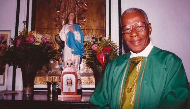 Monsenhor Sadoc comandou a Igreja da Vitória por muitos anos - Foto: Divulgação