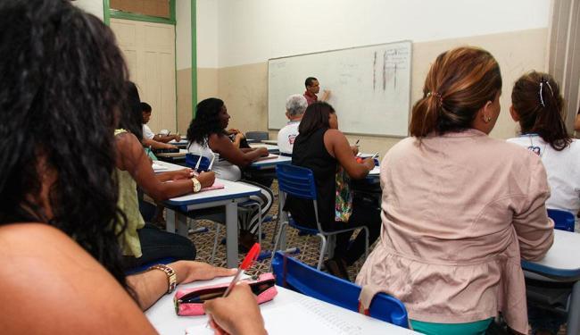 A reformulação tem o objetivo de evitar a evasão escolar e melhorar a qualidade - Foto: Joá Souza | Ag. A TARDE
