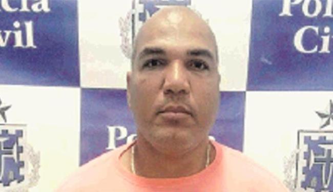 Segurança foi preso por receptação de carro roubado - Foto: Divulgação | SSP/BA