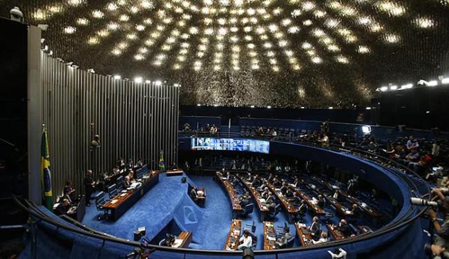 Seis mandados de segurança foram protocolados no STF com pedido para anular o fatiamento - Foto: André Dusek l Estadão Conteúdo